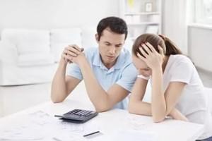 невозможность оплаты кредита