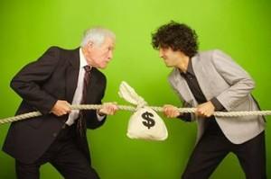 непогашение задолженности