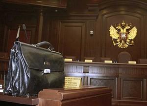 Банковские организации не любят судебных разбирательств