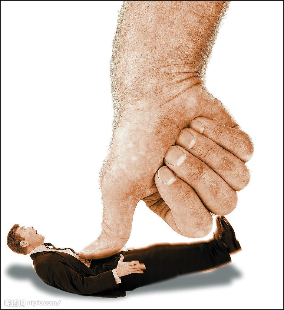 давление на должника