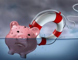Как спасти компанию от долгов?