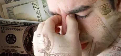 Ошибки должников