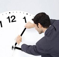 Пропуск установленного срока