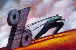 непосильный кредит