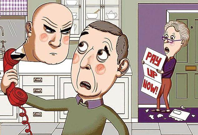 Имеют ли права коллектопы звонить должнику на работу